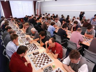 Echecs à Nancy : Grand Prix FFE 2012 - Photo © Christophe Philippe