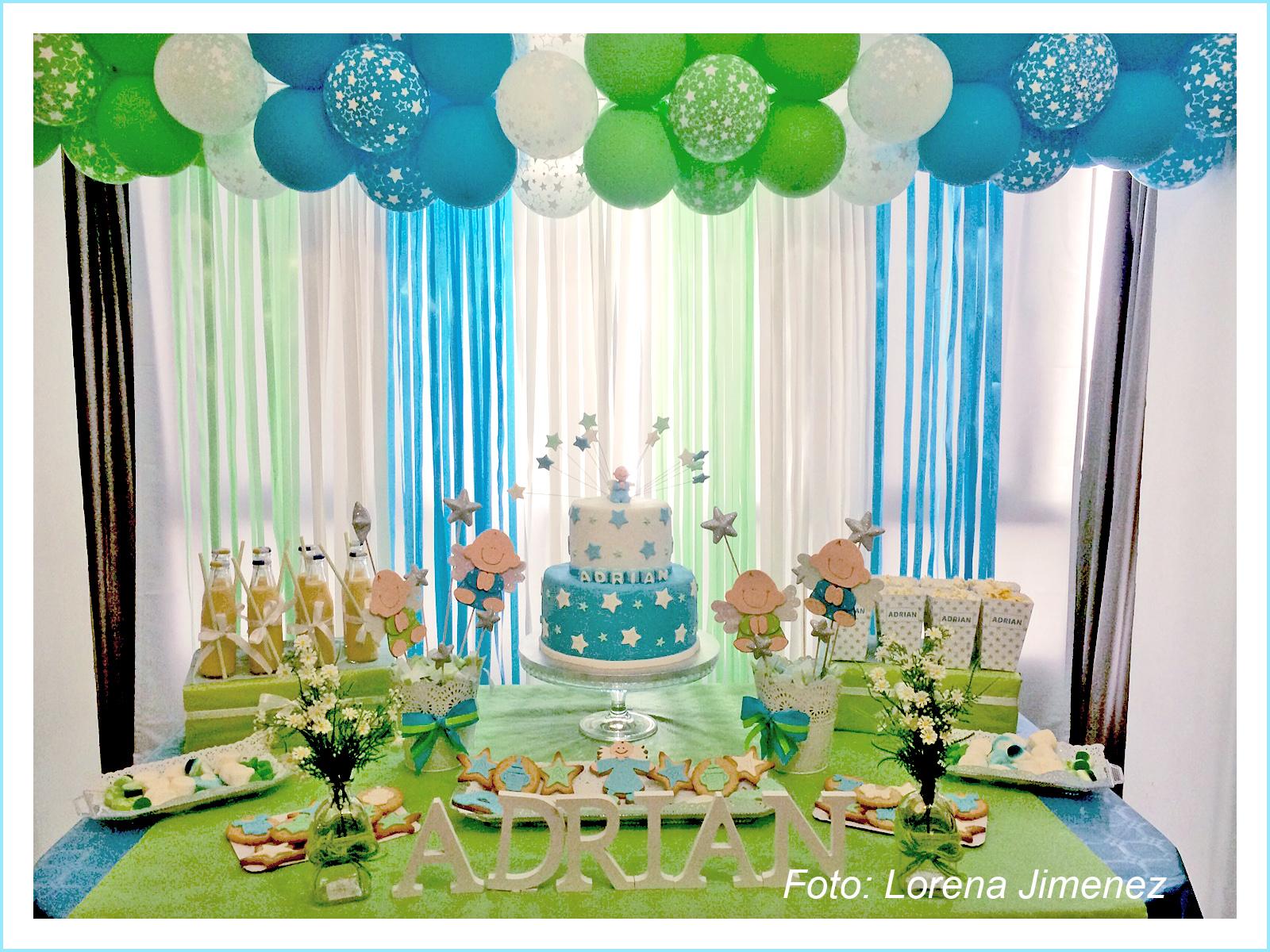Las decoraciones de mesas para bautizo - Decoracion de mesa de bautizo ...