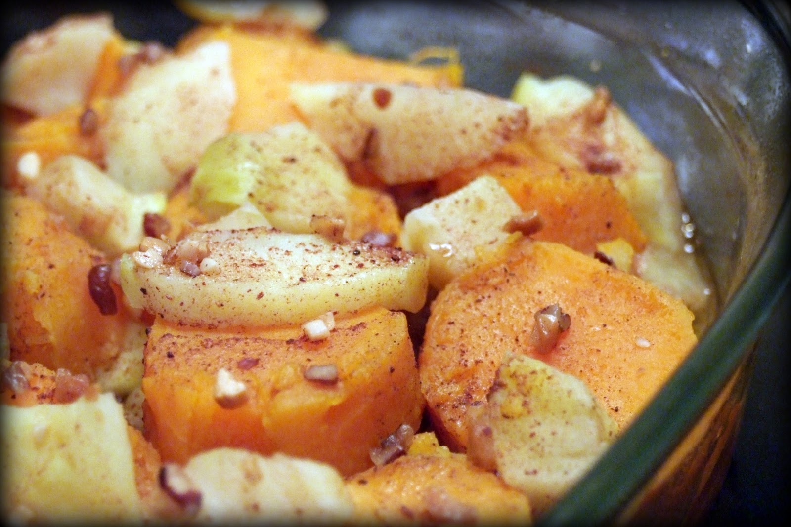 Mommy Made From Scratch: Sweet Potato and Apple Casserole