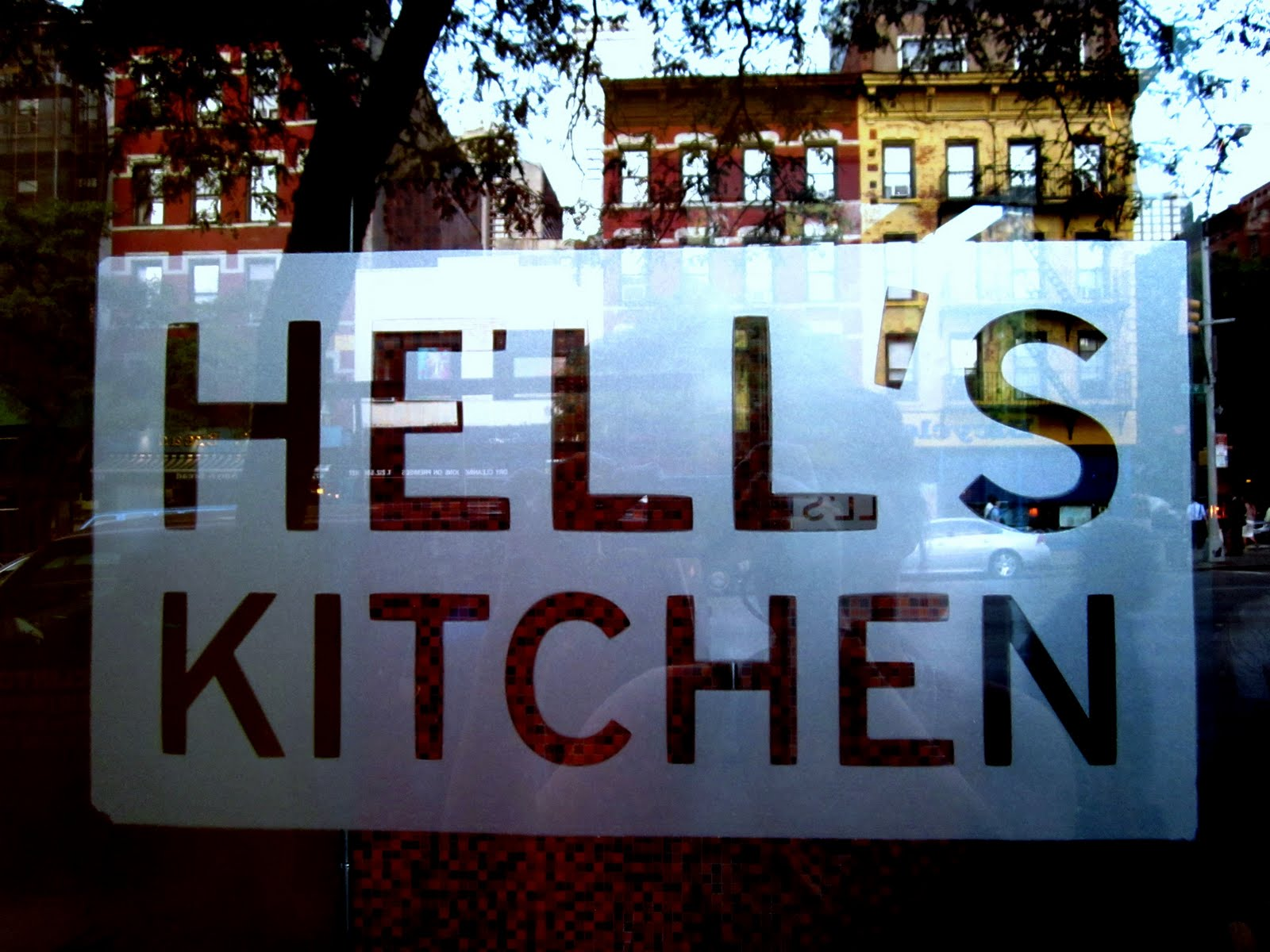 Hell39;s Kitchen is a cozy Mexican restaurant located in Hell39;s Kitchen