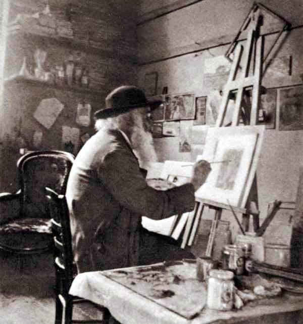 Pissarro en acción