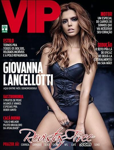Revista Vip - Giovanna Lancellotti - Abril 2015