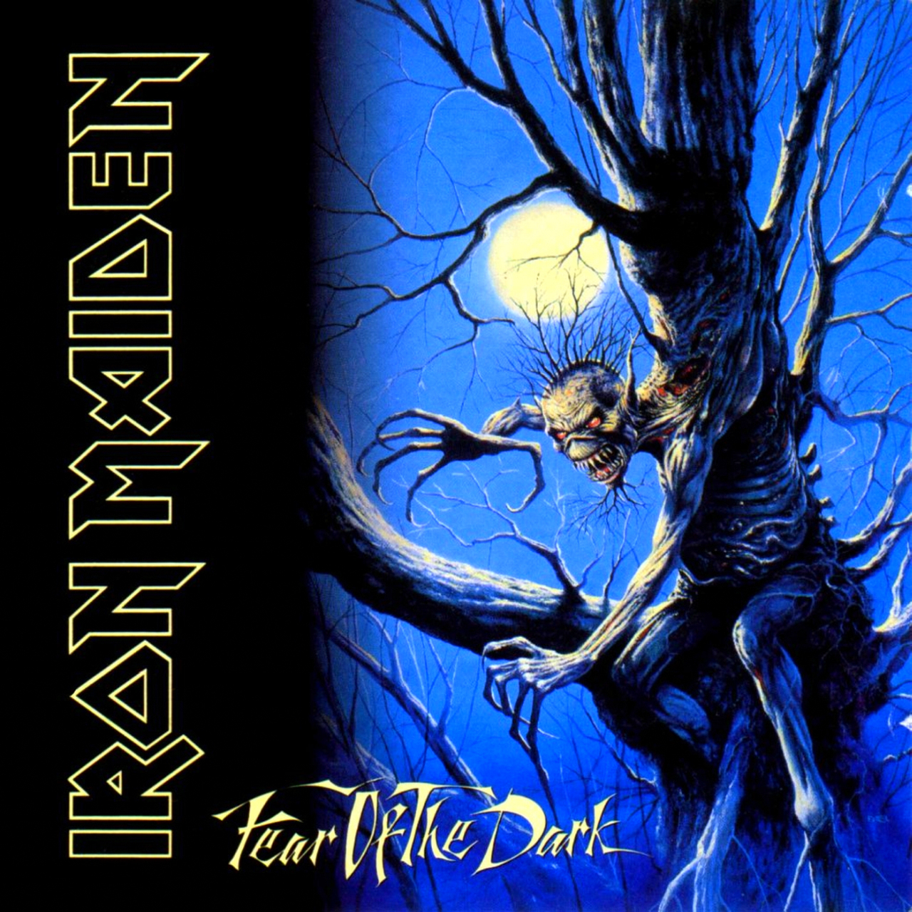 Hist 243 Ria Fear Of The Dark 1992 Iron Maiden 666 Brasil