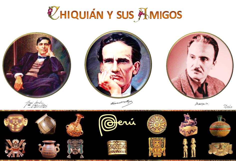 CHIQUIÁN Y SUS AMIGOS  /  Armando Alvarado Balarezo (Nalo)