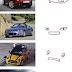Veja como são os rostos de diversos carros