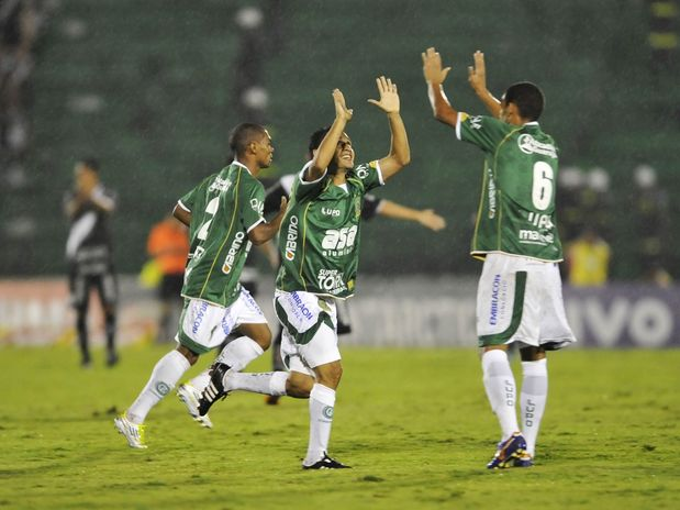 Guarani 3 x 1 Ponte Preta