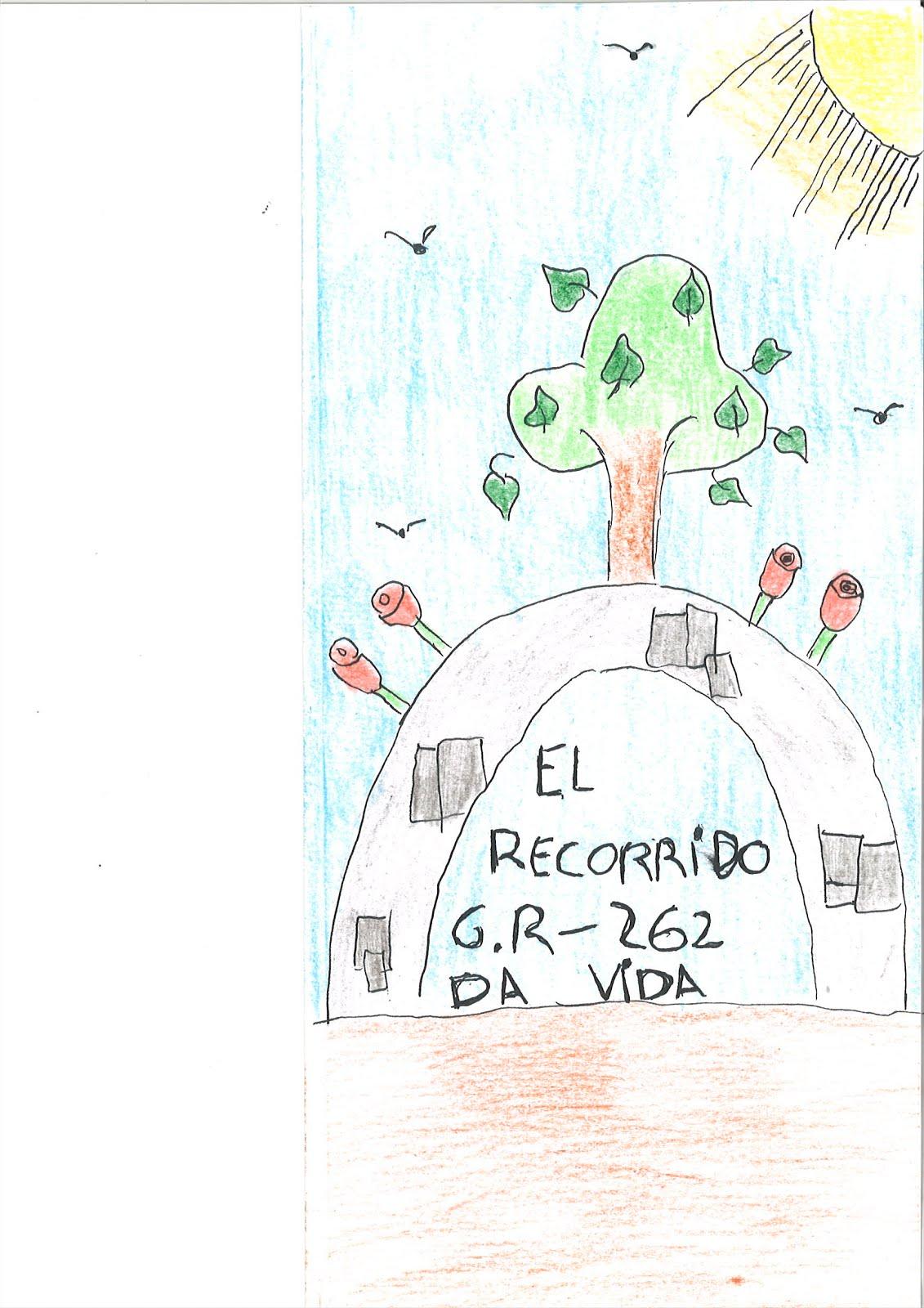 Ruta botánica por el GR262