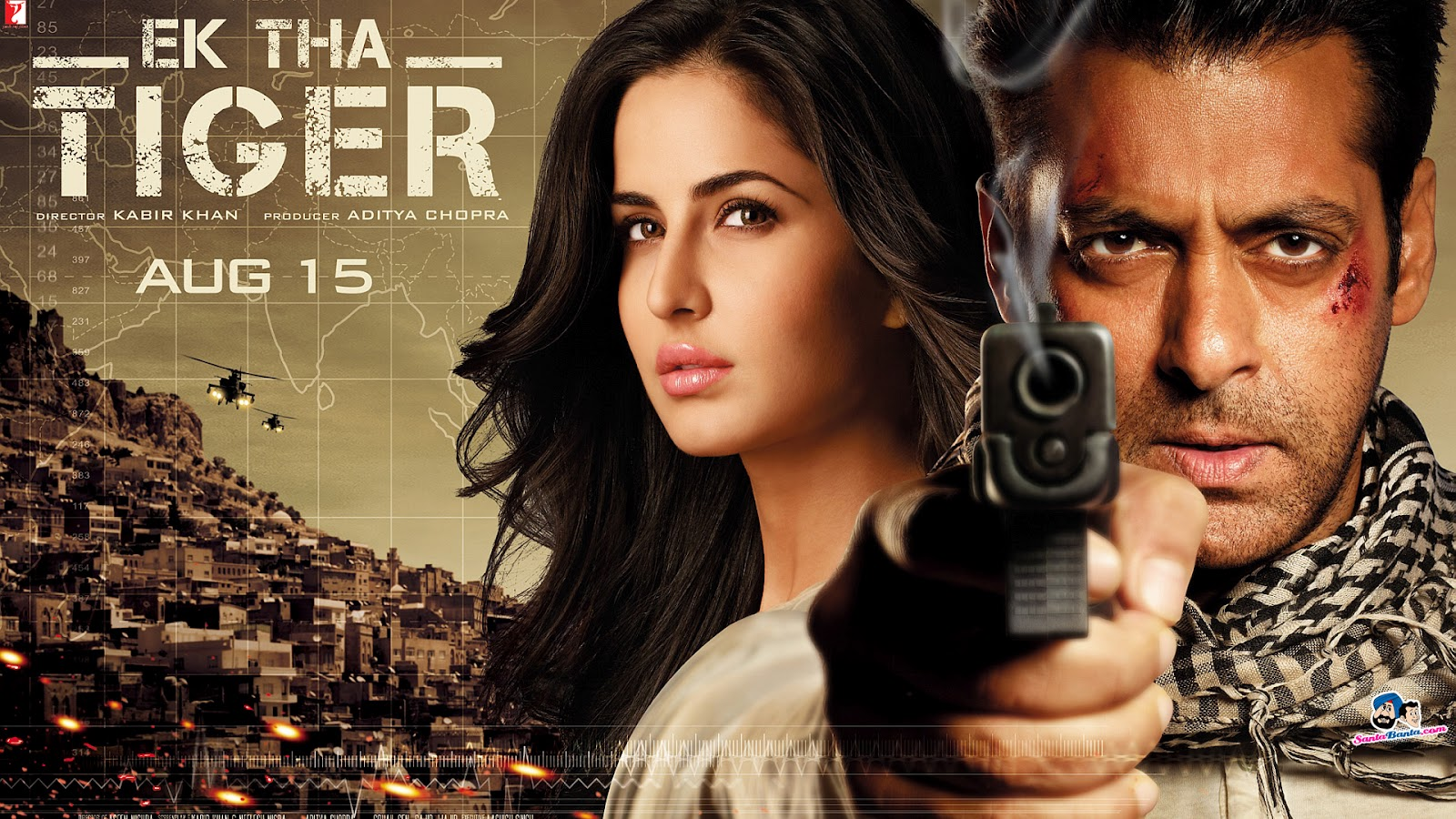 Hindi Movie Online Watch | Ek Tha Tiger (2012) Full Movie Watch Online