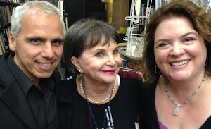 HJP, Cindy Williams, and the one and only Virginia Reeser