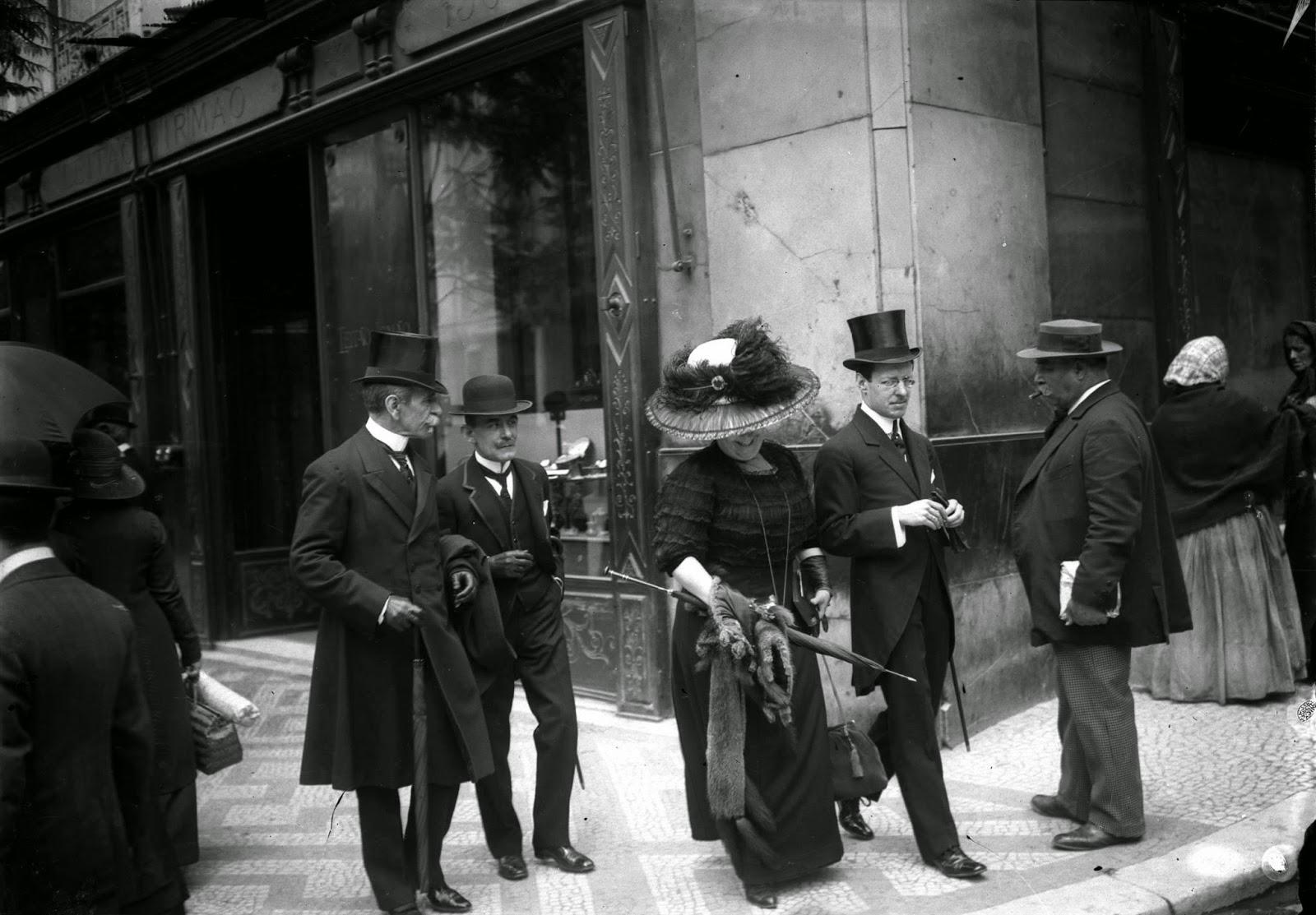Lisbonne 1907