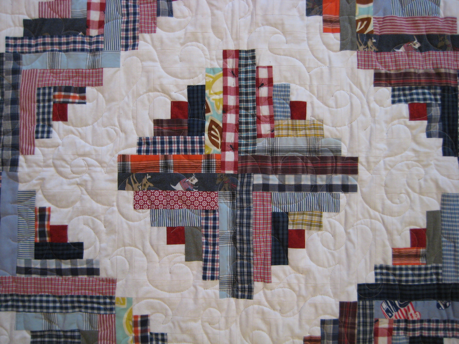 I QUILT FOR FUN: A Walk thru the Neighborhood : big horn quilts - Adamdwight.com