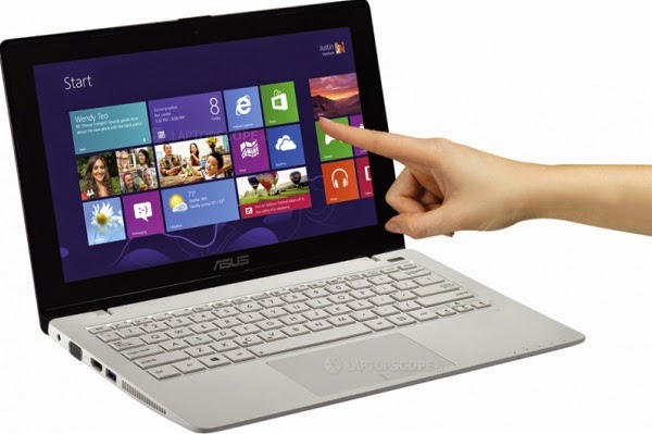 Asus X200MA Touchpad