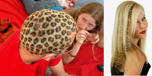 Leopard Print Hairstyles The HairCut Web