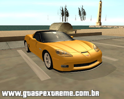 Chevrolet Corvette Grand Sport 2010 para grand theft auto