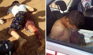 Moradores reagem a assalto e matam um assaltante e baleiam outro, no Cariri