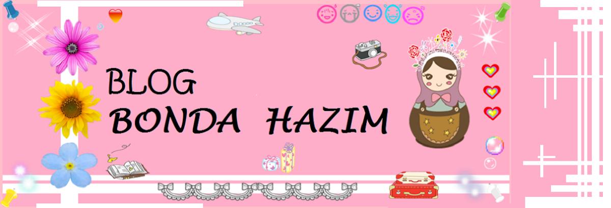 Bonda Hazim