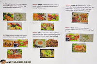 Genji-M Delivery Menu and Prices 2