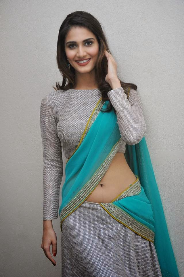 Vaani Kapoor Saree Photo shoot