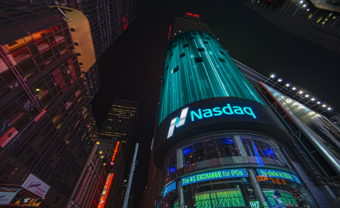 Tour Nasdaq à Manhattan