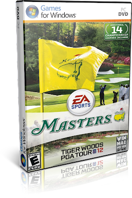 Tiger Woods PGA Tour 12: The Masters (PC-GAME)