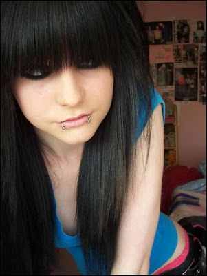 emo haircuts for girls with curly hair. Curly Hair. Emo Hairstyles