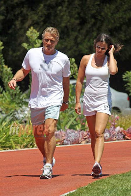 Dolph Lundgren New Girlfriend 2012