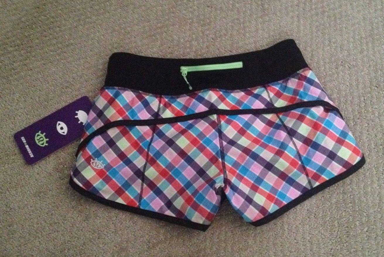 lululemon sea wheeze marathon speed shorts