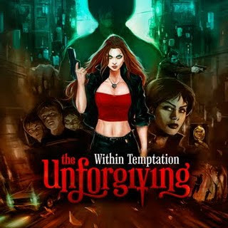 Capa Within Temptation   The Unforgiving | músicas