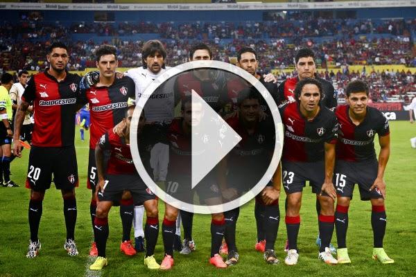 Atlas vs Chivas Guadalajara