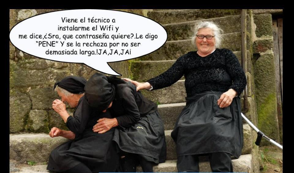 Humor Entre Ancianas