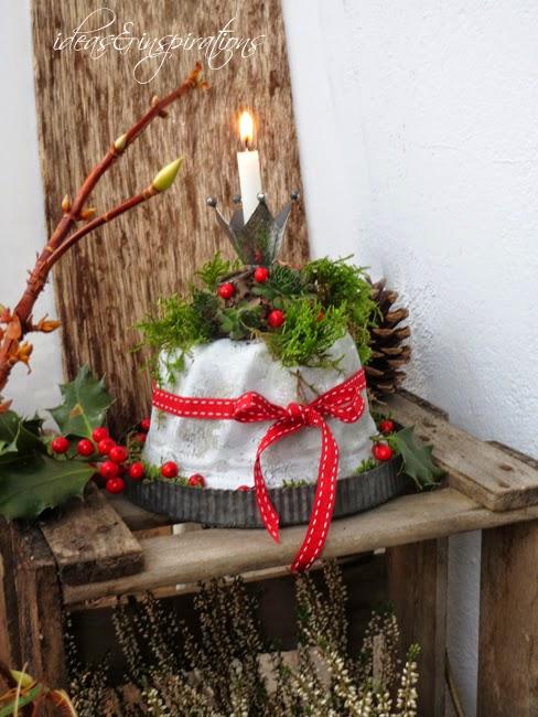 Ideas and inspirations beton gugelhupf concrete cake - Beton deko weihnachten ...