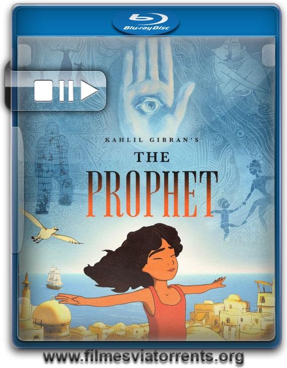 O Profeta (The Prophet) – BluRay Rip 720p Legendado (2014)