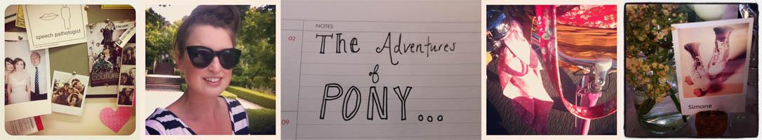 pony d'or