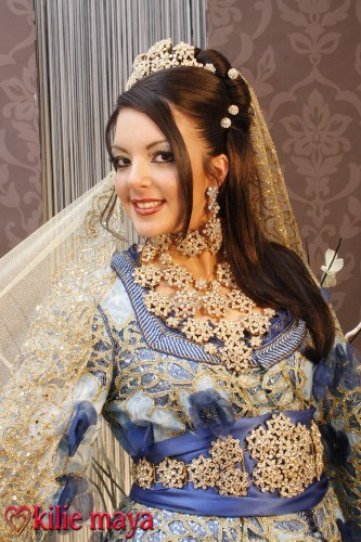 Caftan de Mariage Marocain 2016