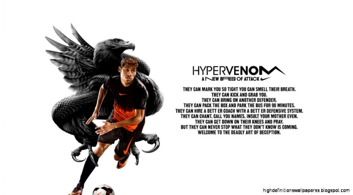 logo nike hypervenom neymar wallpapers hd high