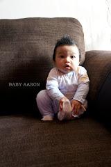 Baby Aaron 5 bulan