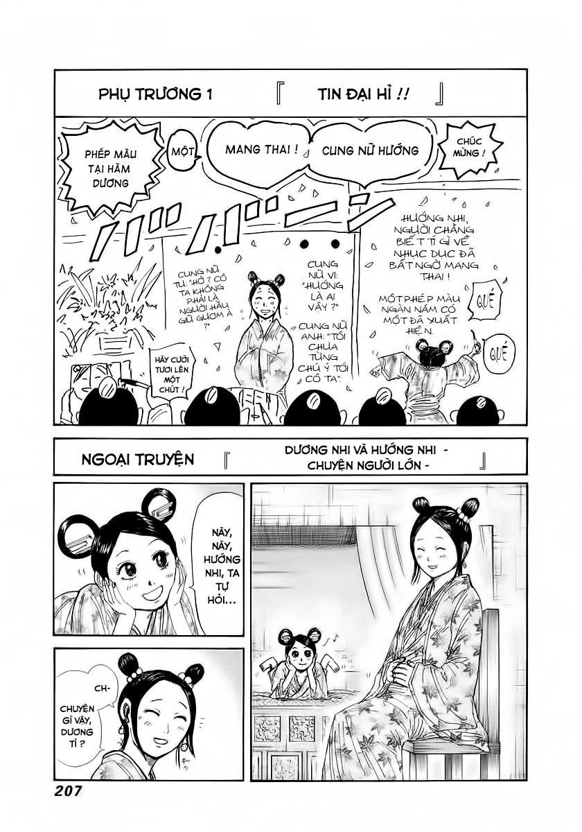 Kingdom - Vương Giả Thiên Hạ Chapter 261 page 19 - IZTruyenTranh.com