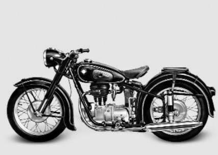 BMW R25 1953~1956