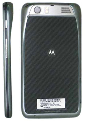 Motorola Droid RAZR (MT917) For China