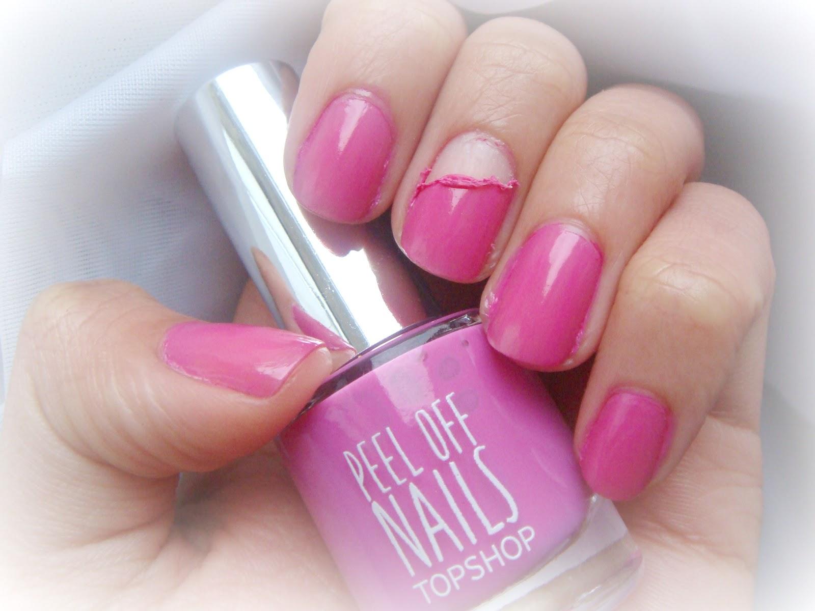 Nail Polish Peels O ~ Albui