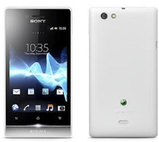 harga xperia miro, spesifikasi lengkap hp xperia miro ics terbaru, review smartphone android sony 2012