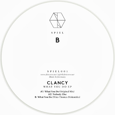 Clancy - What You Do EP