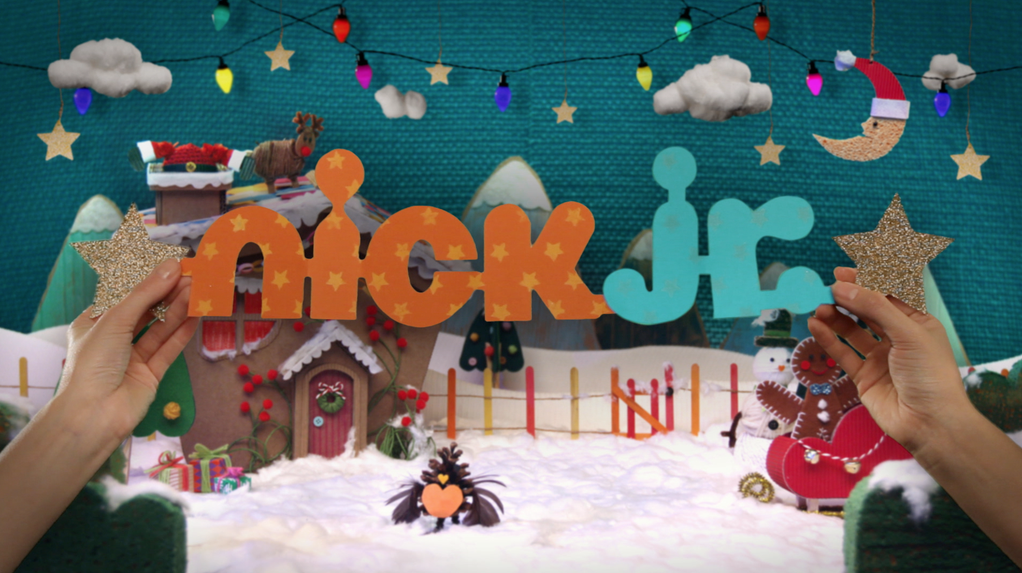 NickALive!: Have Yourself A Crafty Christmas With Nick Jr. Too ...
