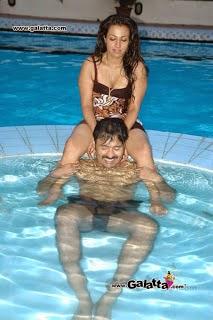 asha shaini swim