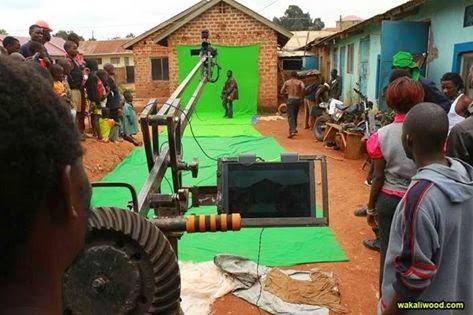 """Kegigihan Rakyat Uganda Membuat Sebuah """"FILM Action"""""""