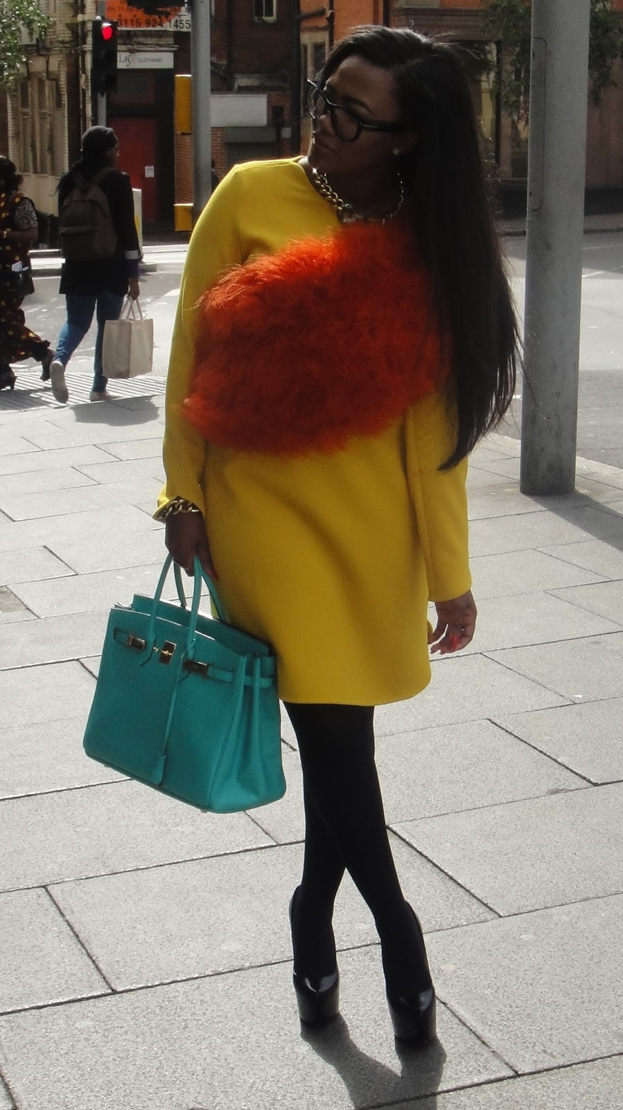 Hermes and Louboutin the perfect fusion