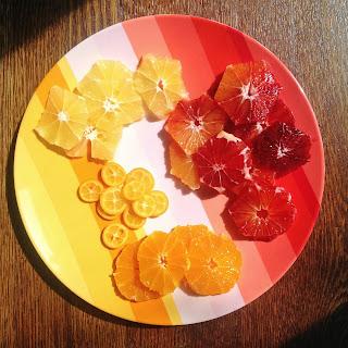 lemon orange kumquat