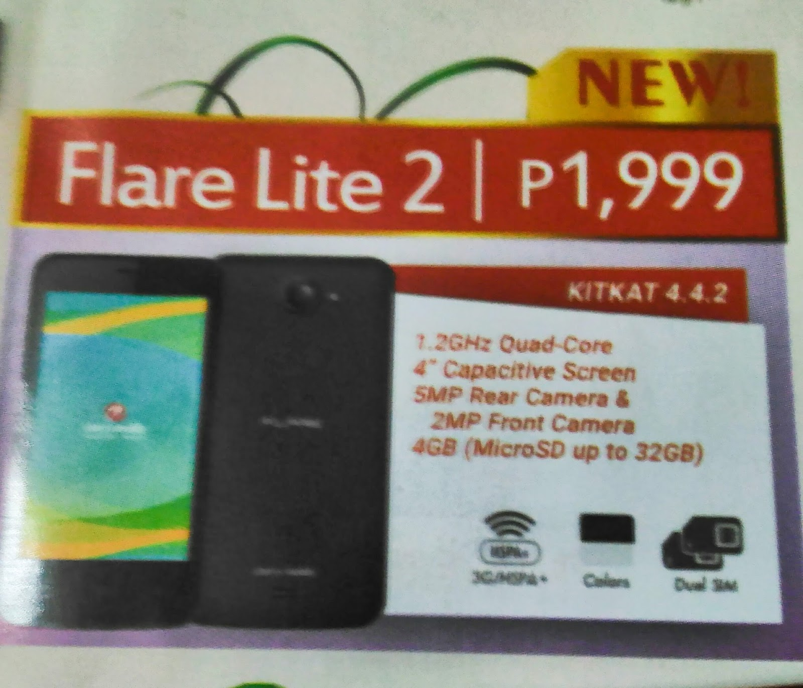Cherry mobile introduces new affordable flares with flare j1 and flare