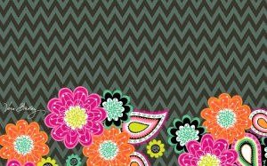The house of kent fall 2014 vera bradley wallpaper