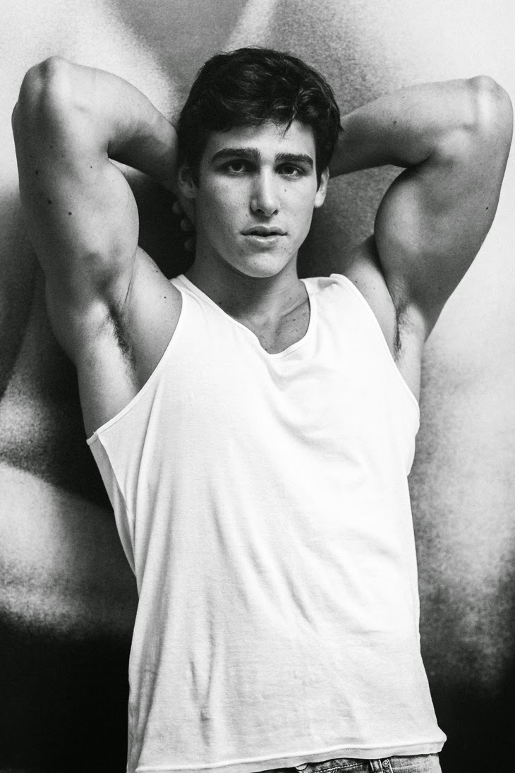 Patrick Rangel sexy